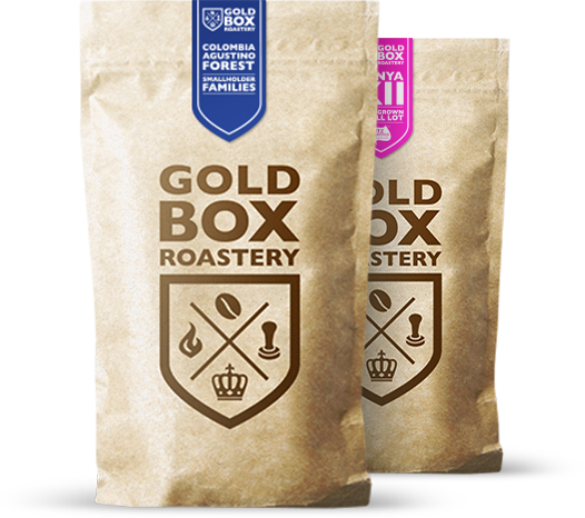 Gold Box Roastery Products